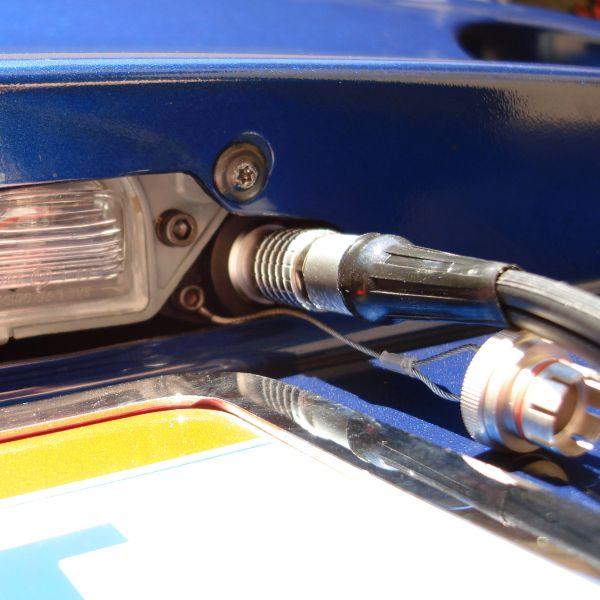 Corvette StealthLink CTEK Battery Charger