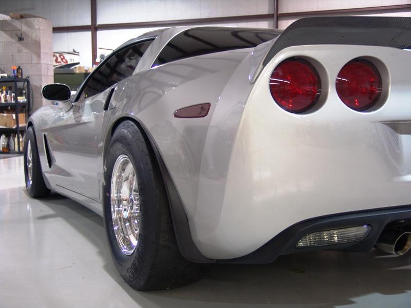 Corvette Drag Racing Spindles - SoutherCarParts.com