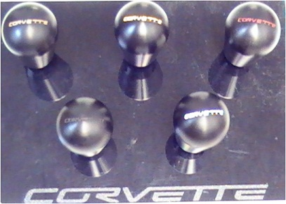 C5 Corvette Delrin Shift Knob