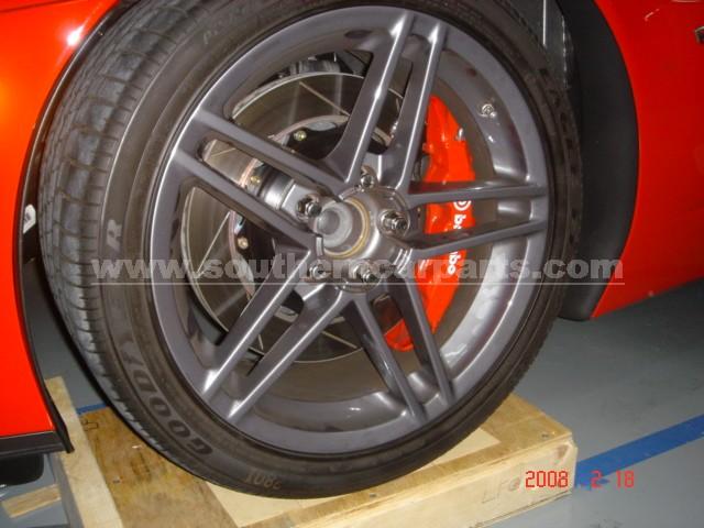 brembo monoblock C6 Corvette Z06 brakes