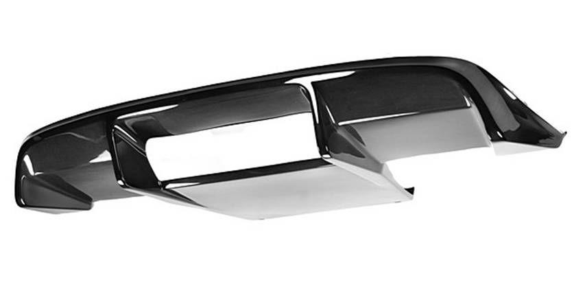 Carbon Fiber APR Rear Diffuser