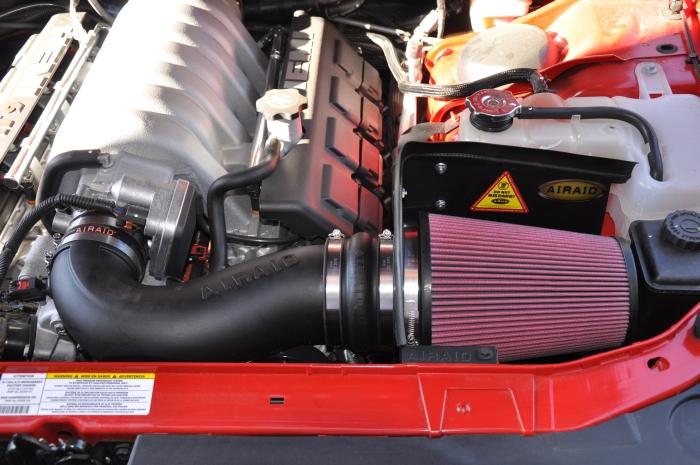 Challenger SRT8 Intake