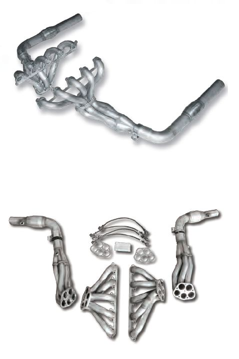 Dodge Viper Long Tube American Racing Performance Headers