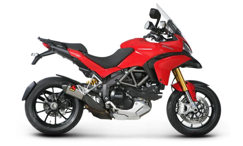 Ducati St Slip On Exhaust