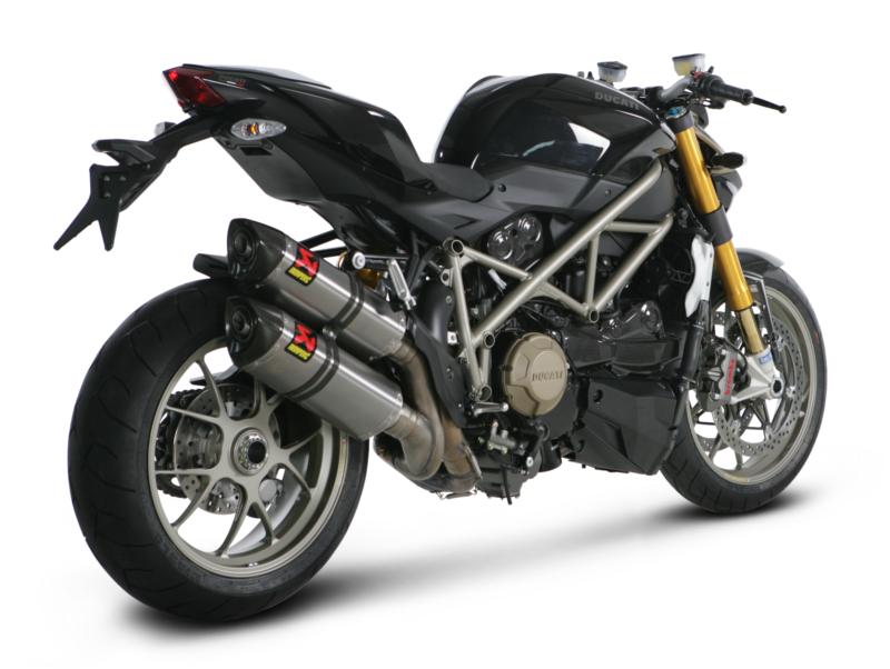 Ducati Streetfighter Termignoni Exhaust Hp Gain