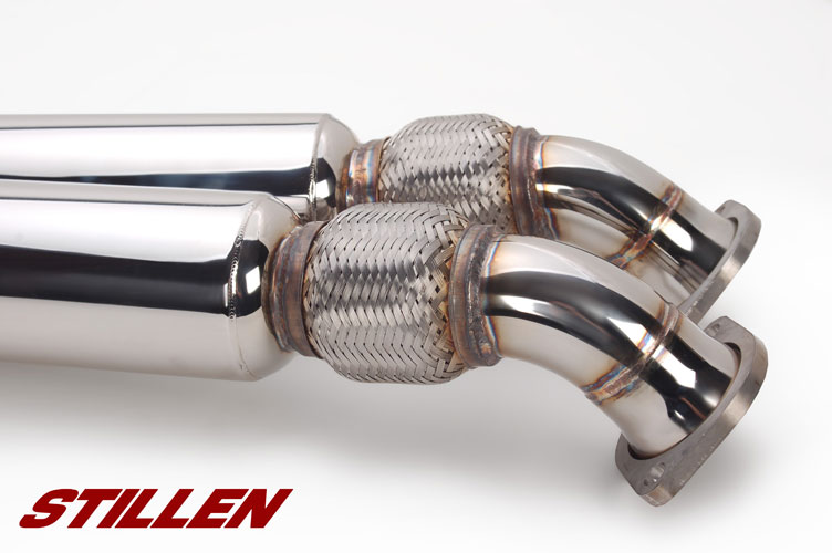 Y-Pipe for the Nissan GT-R