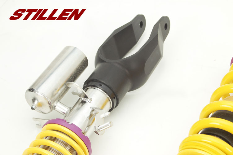 KW 3 Variant Springs for the Nissan GT-R