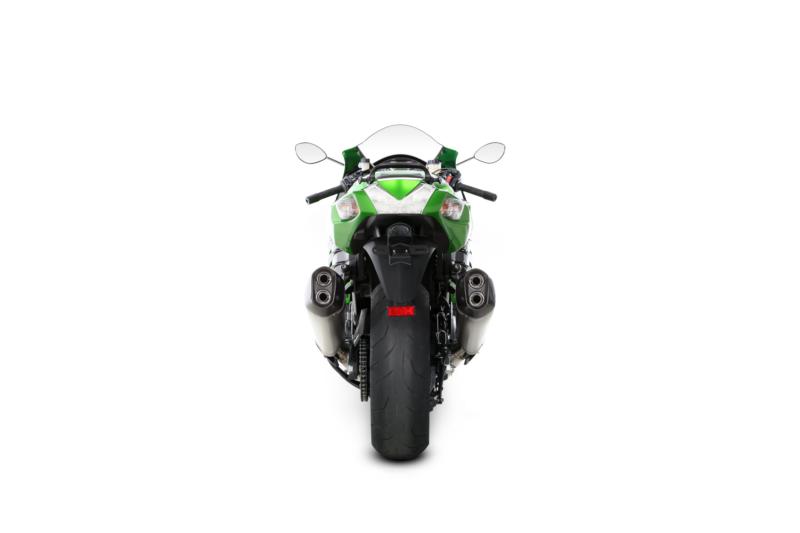 Kawasaki Akrapovic Racing Exhaust