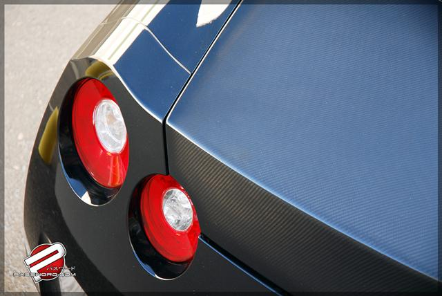 Nissan GT-R Carbon Fiber Trunk Lid