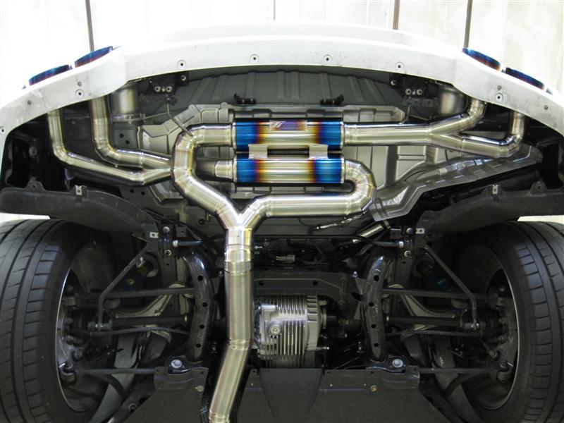 Titek Titanium Cat Back R35 Gtr Exhaust: Gt Performance Exhaust At Woreks.co