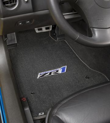 C6 Corvette floor mats