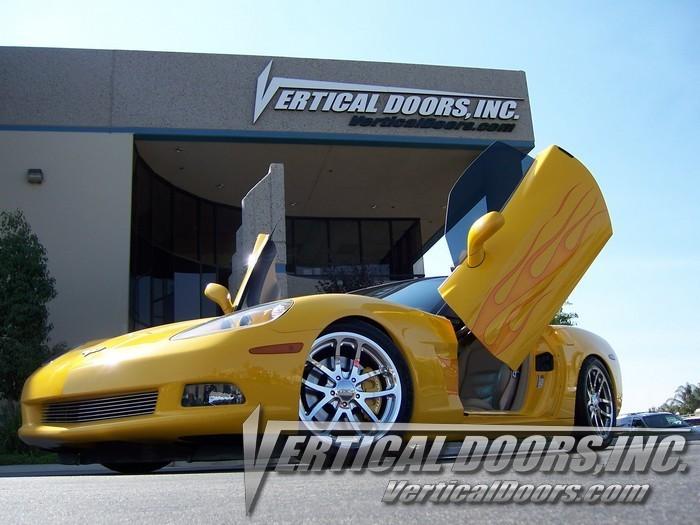 C6 Corvette Lambo Doors Kit Southerncarparts Com