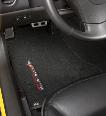 corvette racing floor mats