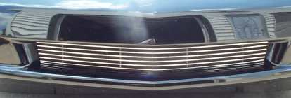 C6 Corvette Polished Aluminum Billet Grille