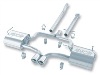 Mini Cooper Exhaust, S-Series Mini Cooper exhaust, mini cooper aftermarket exhaust