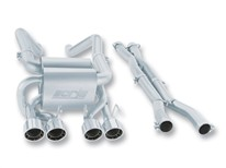 corvette exhaust system, C6 Corvette  borla exhaust