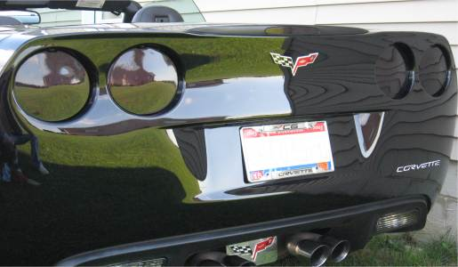 c6 corvette taillight blackouts kit