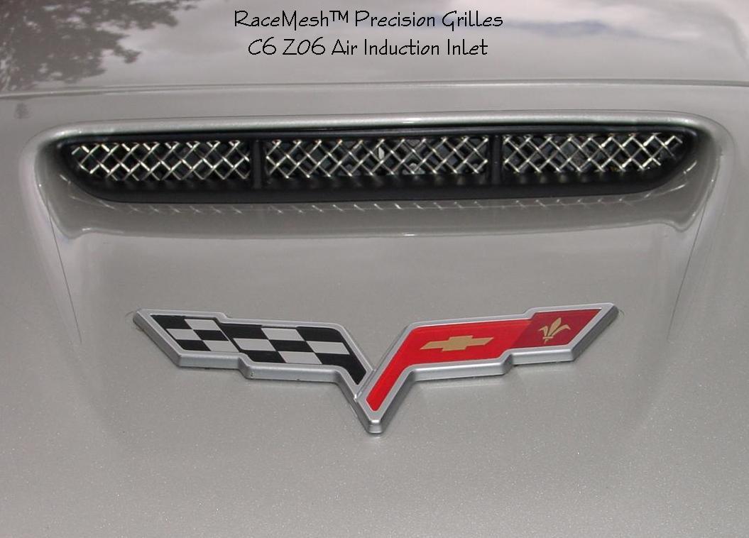 corvette parts, corvette racemesh c6 z06