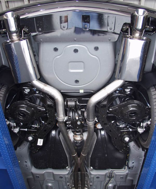 Billy Boat Ctsv Exhaust: 2010 Cadillac Cts Exhaust System At Woreks.co