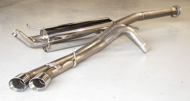 Cadillac Escalade Performance Exhaust System by Billy Boat