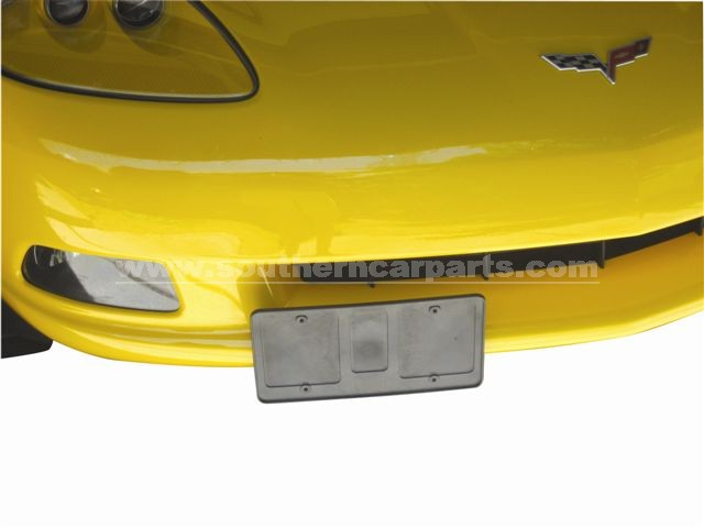 C5 Corvette Front License Plate Show n Go