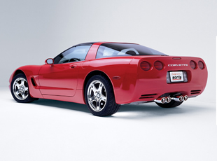 C5 Corvette #60087 Exhaust Borla X-Pipe