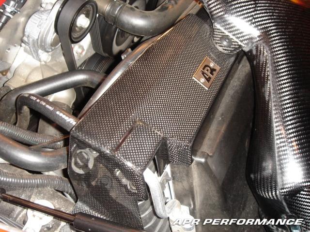 corvette radiator support, corvette parts