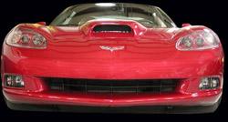 C6 Corvette magnusen supercharger hood, corvette parts