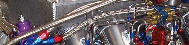 C5 1997-2004 Corvette Stainless Brake Lines Set of 4