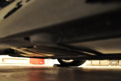 Corvette Jacking Pucks