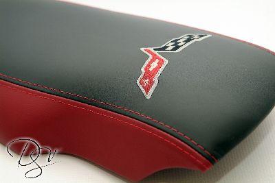 C6 Corvette console cover, dsvette