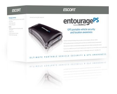 Escort Entourage GPS