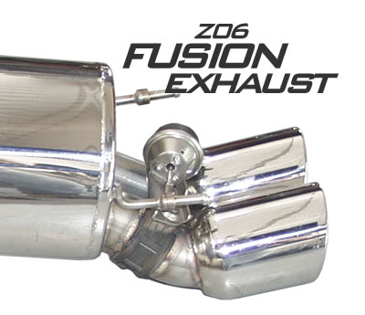 corvette billy boat fusion exhaust system