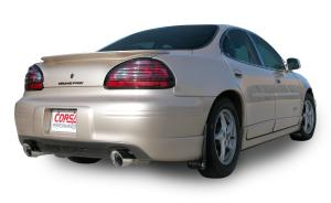Pontiac Grand Prix Corsa Exhaust