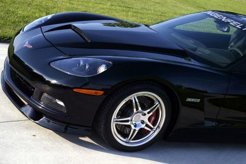 corvette body parts, corvette hood, corvette exterior parts