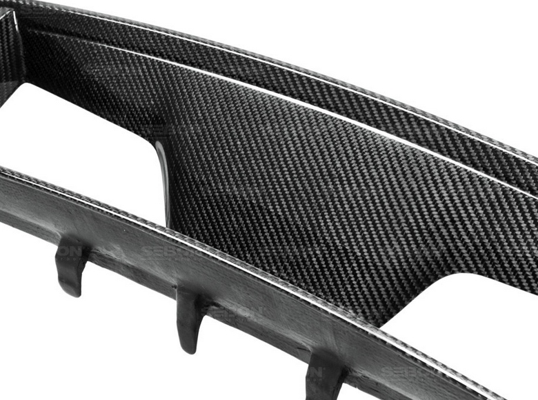 2012-2013 Ford Mustang GT500 Shelby Carbon Fiber Seibon Grille