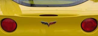 corvette GM spoiler, corvette parts